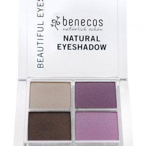 Sombra de ojos natural Quattro Beautiful Eyes ecológica de Benecos