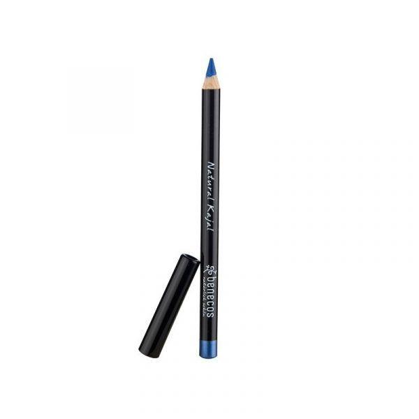 Lápiz ojos azul eléctrico Natural Kajal de Benecos