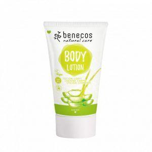 Crema corporal natural con Aloe Vera de Benecos