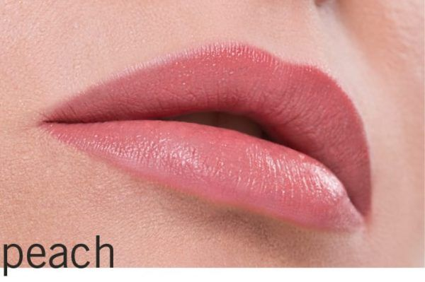 Barra de labios peach de benecos