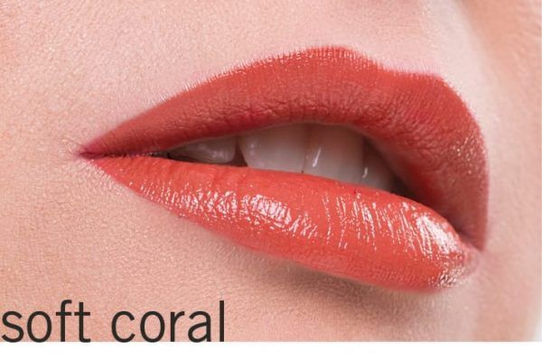 Barra de Labios soft coral de benecos
