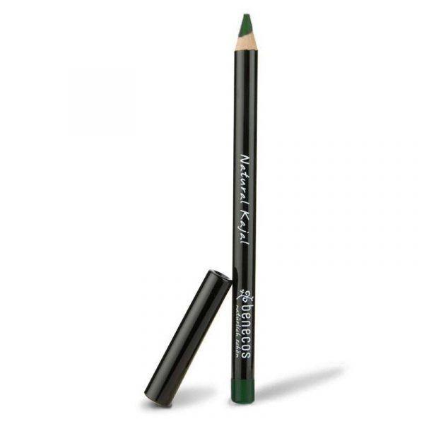 Lápiz ojos verde Natural Kajal de Benecos