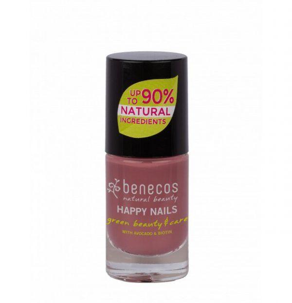 esmalte para uñas Mystery de Benecos