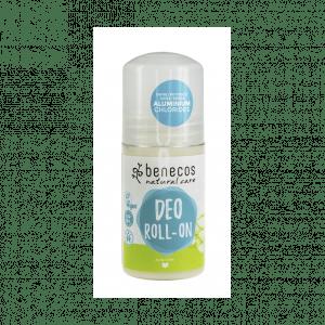Desodorante natural con Aloe Vera de Benecos