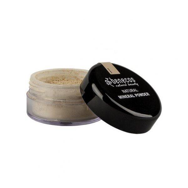 Maquillaje en polvos sueltos Sand vegano