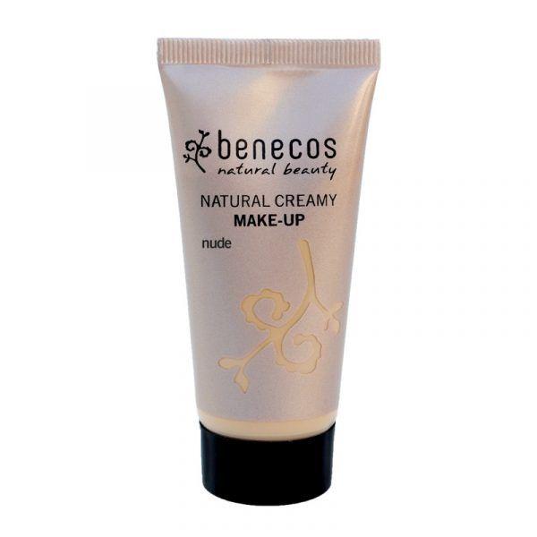Base de maquillaje natural Nude de Benecos