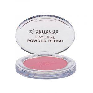 Colorete rosa compacto Mallow Rose ecológico de Benecos
