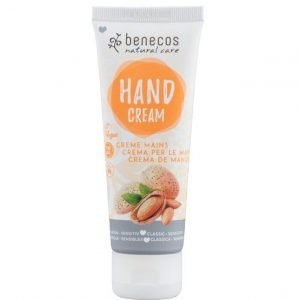 Crema de manos natural ecológica de Benecos