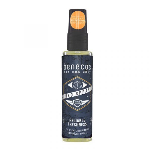 Desodorante Hombre ecologico de Benecos