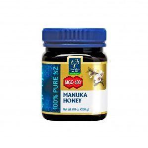 Miel de manuka 400+ MGO 250grs de Manuka Health