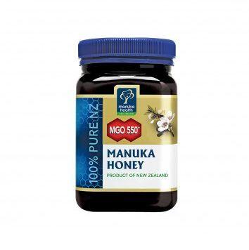 Miel de Manuka 550 MGO 500grs de Manuka Health