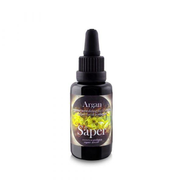 Serum hidratante con Argan ecológico