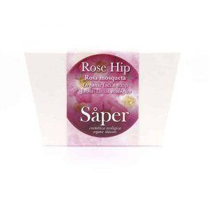 Jabón artesanal facial de Rosa Mosqueta