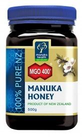 miel de manuka 500g mgo 400
